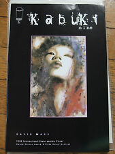 KABUKI Metamorphosis #9 by David Mack w/COA Image 1999 Released March 2000
