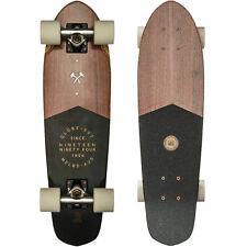 Globe Cruiser Skateboard Complete Blazer Walnut