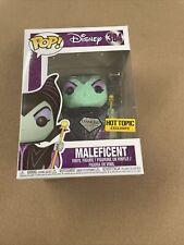Funko POP! Diamond Maleficent #384 Disney Sleeping Beauty Hot Topic Exclusive