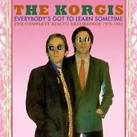 The Korgis - Everybody's Got To Learn Sometime [CD]