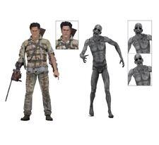 """Ash vs Evil Dead 7"""" Action Figure Series 2 - 2pck Ash, Demon Spawn"""