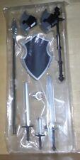 Four Horseman Mythic Legions Evil Weapons Pack 1.0 Kickstarter Shield Sword Axe