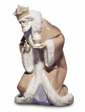 Lladro King Melchior #5479 Brand Nib Xmas Nativity 3 Kings Religious Save$ F/S