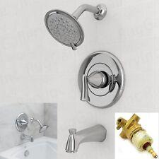 American Standard Chatfield 1-Handle 3-Spray Tub & Shower Faucet Polished Chrome