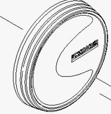 Kärcher  Laufrad Satz für SC 2.500 SC 2.600 SC 1020 SC 1030 -   4.515-307.0