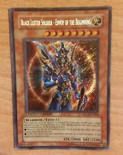 Yu-Gi-Oh Cards - BLACK LUSTER SOLDIER - ENVOY OF THE BEGINNING