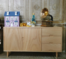 Fashion royalty 1:6 scale Dolls furniture low cabinet (only for cabinet)