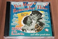 Various - You Must Remember This (1995) (2xCD) (Happy Days - 265/6)