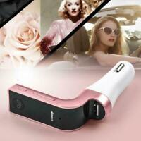 Drahtlose LCD Bluetooth Auto MP3 FM Transmitter AUX Freisprecheinr USB Lade I8H9