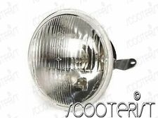 Vespa Front Head Light Lamp With Parking PX Old P PE Lusso 80 125 150 200 LML NV