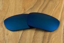 New Ocean Dark Blue Cobalt Polarized Mirrored Lenses for Oakley Style Switch