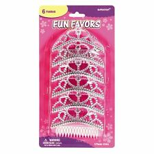 Hen Do Night Bride to be Tiara Dress Up Ladies Favour Accessories Plastic