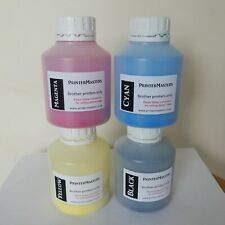 Genuine Refill Kit For Brother Laser Printers Toner Refill all 4 Colours Colors