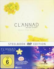 Clannad After Story vol.1 Sammelschuber, CARTES POSTALES & PELUCHE-Dango Steelbook DVD