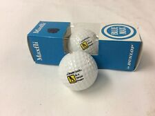 Vintage Sleeve Of Maxfli Golf Balls Ameritech Yellow Pages Logo Walking Fingers