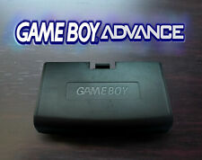 Cache Piles remplacement GameBoy Advance Noir GBA Battery Cover Black Couvercle