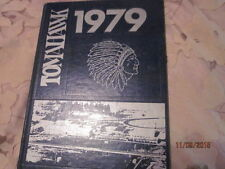1979 Montezuma (Iowa) High School Yearbook Annual - Perfect!!  Unmarked!!
