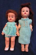 Two Vintage Canadian Made Reliable Dolls