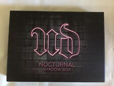 New/Sealed- Urban Decay - Nocturnal Shadow Box- Eye Shadow Palette - AUTHENTIC