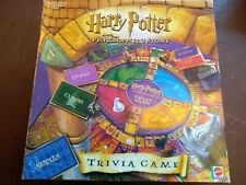 Harry Potter and the Sorcerer's Stone (Philosopher's Stone) Trivia Game - RARE