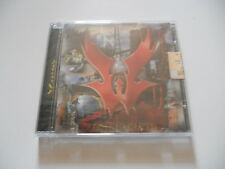 """Warlord """"Rising out of the ashes"""" 2002 cd Atrheia Records New Sealed"""