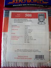 KERO-SUN Kerosene Heater Wick fits: OMNI 230, OMNI 120A, B, 30495  -- W/PINS