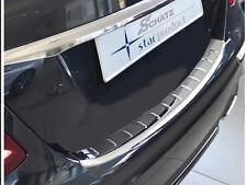 Mercedes W213 E Class Chrome Rear Bumper Protector Saloon Sedan Limo