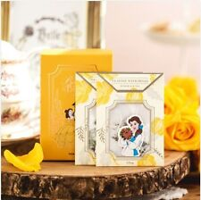 Disney Beauty and the Beast Rose Black Tea 1Box 10tea bags Limited BLACK TEA