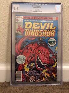 comic devil dinosaur #1