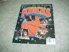 New York Knicks Basketball Vintage Yearbooks