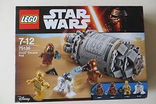 New Sealed Lego Droid Escape Pod 75136 Star Wars