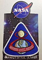 NASA APOLLO 8 MISSION PATCH Official Authentic SPACE 4in USA