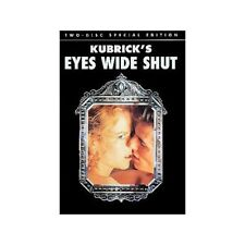 Eyes Wide Shut (2-disc Special Edition), New Dvds