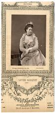 Lemercier, Paris, danseuse-chorégraphe, Opéra, Louise Marquet(1834-1890) Vintage