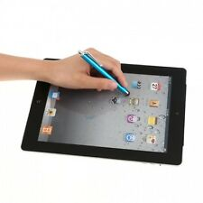 Pennino Capacitivo Stylus Touch Pen BLU per iPad iPhone PC