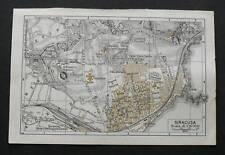 Antica Stampa=Topografica=SIRACUSA =Scala1:16000 -1909c