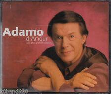 ADAMO D'AMOUR SES PLUS GRANDS SUCCES 1997 EMI 724382180920