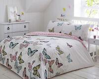 Pieridae New Butterfly Butterflies Duvet Quilt Bedding Cover And Pillowcase Set