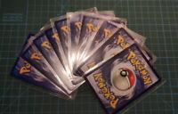 Lot of 10 Random Reverse Holos (English cards only) Pokemon TCG Lot/ Bundle