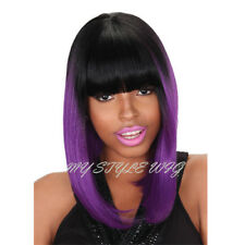 HOLLYWOOD SiS Synthetic Full Wig - A LINE H MOA