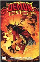 GN/TPB Demon: Hell is Earth 2018 nm- 9.2 DC 1st 148 pgs Etrigan Jason Blood