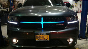 ORACLE Lighting Electroluminescent Crosshair For Durango 2011-2013 Blue 5316-002