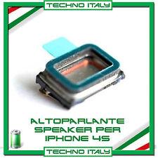 ALTOPARLANTE AURICOLARE RICAMBIO CASSA AUDIO SUPERIORE SPEAKER PER IPHONE 4 E 4S