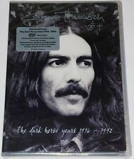 George Harrison - The Dark Horse Years 1976 - 1992 [DVD, 2004] New Sealed