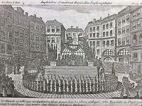 Paris pendant la Révolution Française 1792 Enrôlement Armée Révolutionnaire