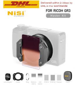 NiSi Filter System for Ricoh GR3 (Master Kit)