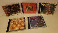 Mannheim steamroller christmas cd  Orchestra Il Divo Lot Of 5 Cd's