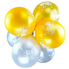 "Pack of 10 - 12"" Latex Bells Balloons Birthday Party Kids Wedding Decoration"