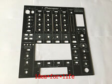 Replacement Part Pioneer DJM800 Main Faceplate Main Front Panel DNB1144 D2496 LV