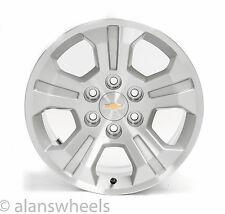 "Chevy Silverado Suburban Tahoe Avalanche Z71 18"" Factory OEM Wheels Rims 5647"